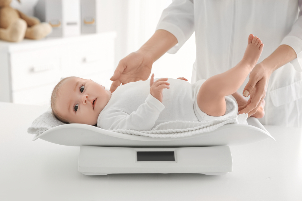 Image for Cara Menghitung Kebutuhan ASI Berdasarkan Berat Badan Bayi Asimor ASI Booster Pelancar ASI